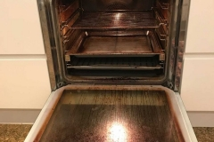 Image: A medium-size built-in oven is soon to get the Oven Restore treatment.